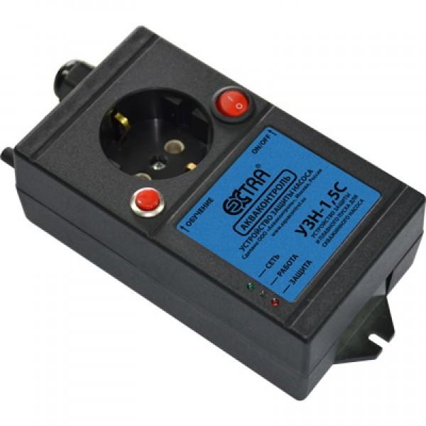 УЗН-1,5С - Устройства Защиты с плавным пуском для Скважинного насоса (до 1,5 кВт)