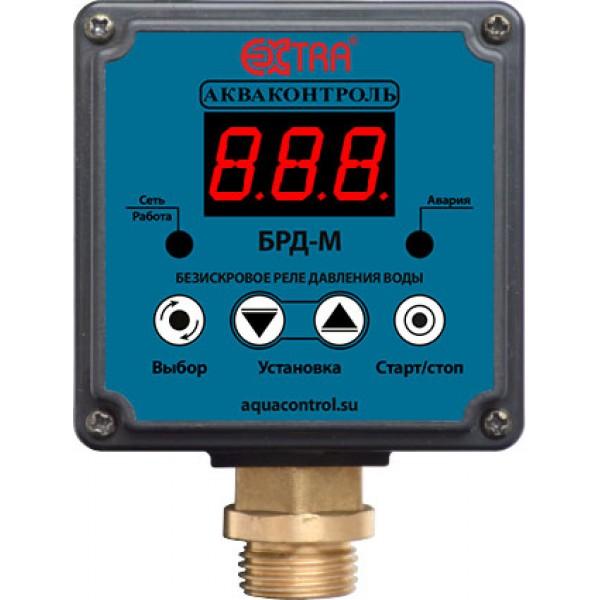 Безыскровое реле давления воды для систем водоснабжения БРД-10М-2,5 (2,5 кВт)