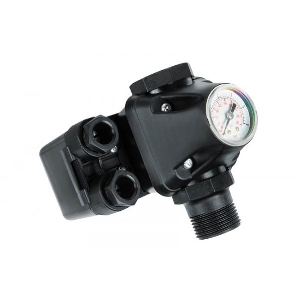 Реле давления UNIPUMP PM/5-3W (с манометром)